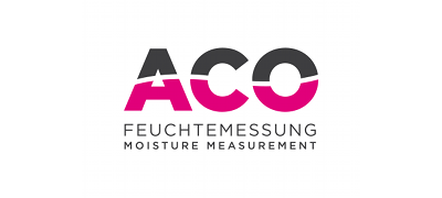ACO Automation Components - Moisture Measurement / Feuchtemessung