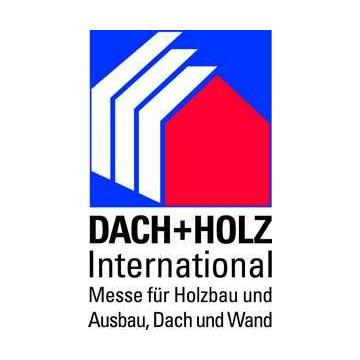 Dach+Holz in Köln, Exhibition, 4  days, starts  20 February 2018, Köln