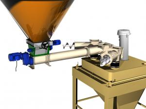 HOPPERTOP Weigh Hopper Venting Filter HOPPERTOP is a small cylindrical venting filter specifically