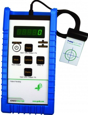 4B SpeedMaster™ Speed Switches Calibration & Testing Tool