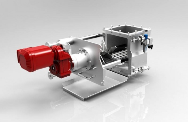 Hygienic Lump breaker designed for the high end food industr