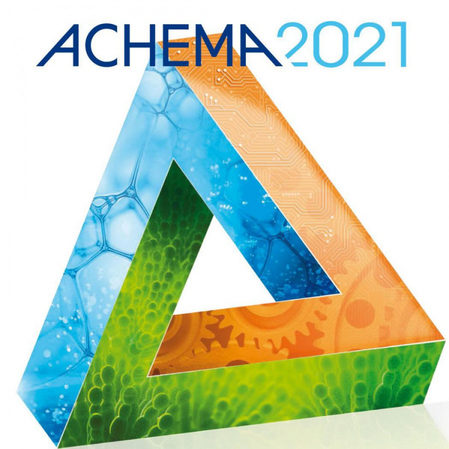 ACHEMA 2021 with a new look and new focus themes More modern, more interactive and always at the pulse of the process industry