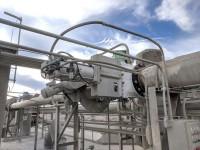 Absperrschieber HDPV2 für Zementpulver